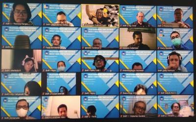 KEMBANGKAN KOMPETENSI ABAD-21 NEBGHADAPI REVOLUSI 4.0 DAN  SUKSES DALAM AKM